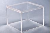 Clear Acrylic Cube