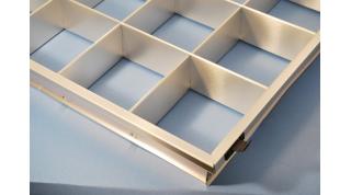 Aluminum Louver Retrofit Kit
