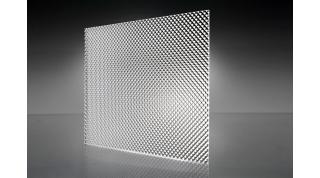 WP12 Acrylic Prismatic Flat Sheets